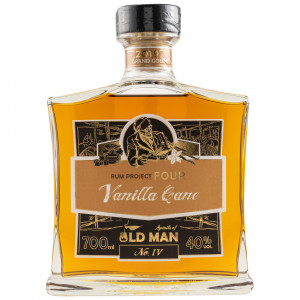 Spirits of Old Man Rum Project Four Vanilla Cane 2019