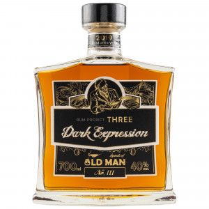 Spirit of Old Man Rum Project Three Dark Expression 2019