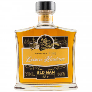 Old Man Rum Project Five Leisure Harbour 2020 Gold