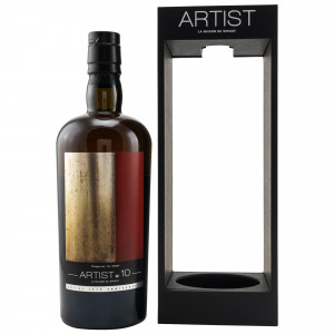 Macallan 1990/2020 - 30 Jahre Cask No.1034 (Artist 10th Anniversary by LMDW)