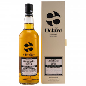 Glenallachie 2011/2020 9 Jahre The Octave Single Cask No. 3028839 (Duncan Taylor)