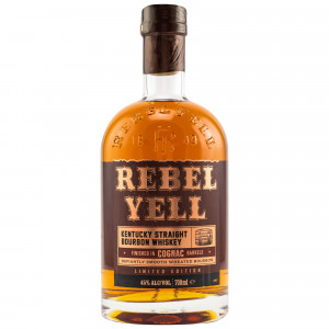 Rebel Yell Bourbon Cognac Finish