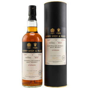 Starward 2016/2020 - 4 Jahre Single Cask No. 1867 (Berry Bros and Rudd)