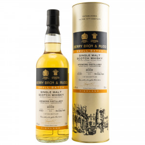 Ardmore 2009/2020 - 11 Jahre Ex Islay Cask (Berry Bros and Rudd)