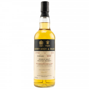 Fettercairn 2006/2018 - 11 Jahre Single Cask No. 107750 (Berry Bros & Rudd)
