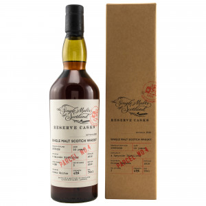 A Speyside Distillery 2010/2020 - 10 Jahre Reserve Casks (Single Malts of Scotland)