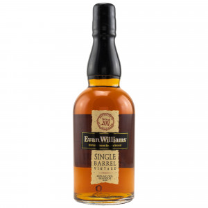 Evan Williams 2011/2019 Single Barrel
