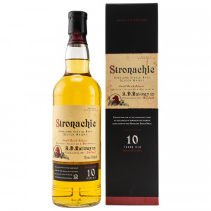 Stronachie Single Malt 10 Jahre (A.D. Rattray)