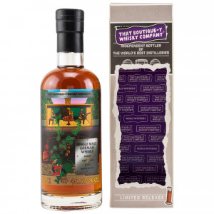 Elsburn 7 Jahre Batch 1 (That Boutique-y Whisky Company)