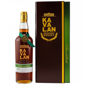 Kavalan Solist Amontillado Sherry Single Cask