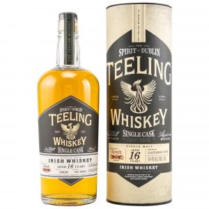 Teeling 2020 - 16 Jahre Calvados Single Cask No. 16658