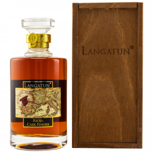 Langatun 2014/2020 First Fill Rioja Cask Finish Single Cask No. 433