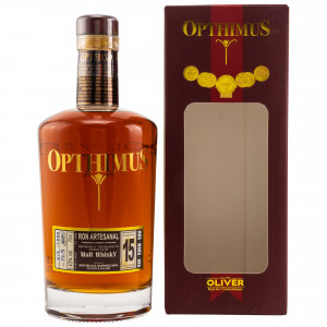 Opthimus 15 Jahre Ron Artensal Whisky Cask Finish