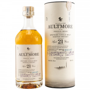 Aultmore 21 Jahre Batch 00107