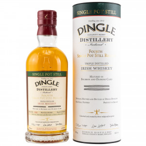 Dingle Single Pot Still Irish Whiskey Batch 4
