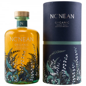 Nc'nean Organic Single Malt Whisky Batch 3