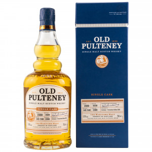 Old Pulteney 2006/2020 - 14 Jahre Single Cask No. 1920 (exclusively bottled for Germany)