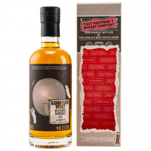 Blended Whisky #1 40 Jahre Batch 9 (That Boutique-Y Whisky Company)