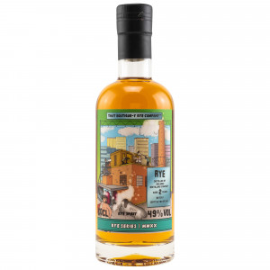 Helsinki Distilling Company 2 Jahre - Batch 1 (That Boutique-Y Rye Company)