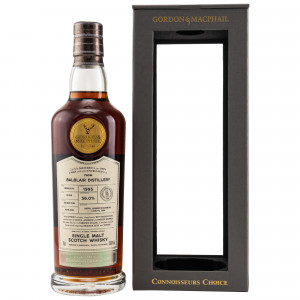 Balblair 1995/2020 - 25 Jahre Sherry Hogshead Cask Strength (G&M Connoisseurs Choice)