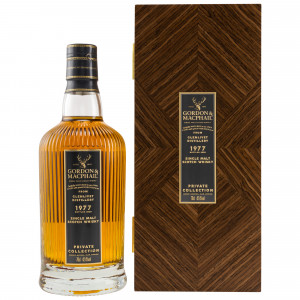 Glenlivet 1977/2020 Private Collection (Gordon & Macphail)