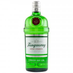 Tanqueray Export Strength London Dry Gin (Liter)