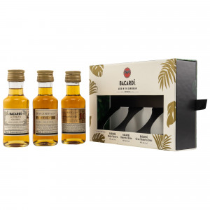 Bacardi Discovery Pack (3x0,1l)