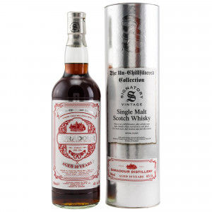Edradour 2010/2020 - 10 Jahre Single First Fill Sherry Butt No. 113 (Signatory Un-Chillfiltered)