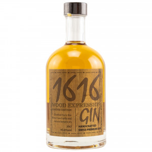 1616 Gin Wood Expression Langatun