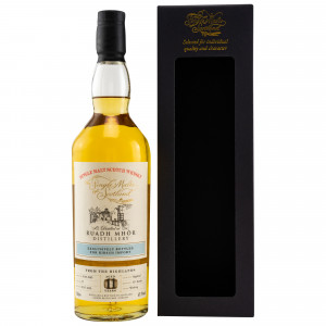 Ruadh Mhor 2009/2020 - 11 Jahre Single Cask No. 55 (Single Malts of Scotland)(exclusively bottled for Kirsch import)