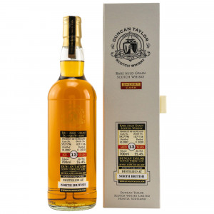 North British 2007/2020 - 13 Jahre Single Cask No. 5927796 Rare Auld Grain (Duncan Taylor)