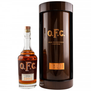 O.F.C 1994 Vintage Kentucky Straight Bourbon - Old Fashioned Copper