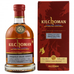 Kilchoman 2013/2020 7 Jahre Bourbon Single Cask PX Finish 212/2013 Uniquely Islay Series #6/7