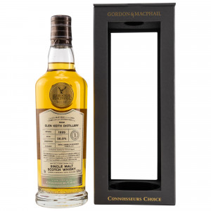 Glen Keith 1998/2020 - 21 Jahre Refill American Hogshead No. 114 (G&M Connoisseurs Choice)