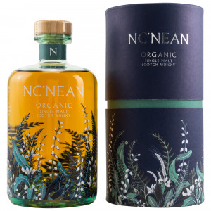Nc'nean Organic Single Malt Whisky Batch 4 (Bio)