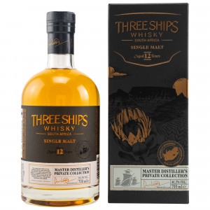 Three Ships 12 Jahre South African Single Malt