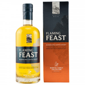 Wemyss Flaming Feast Blended Malt