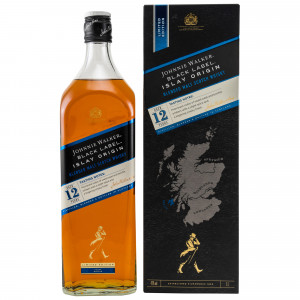 Johnnie Walker Black Label Islay Origin