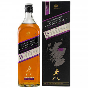 Johnnie Walker Black Label - Speyside Origins