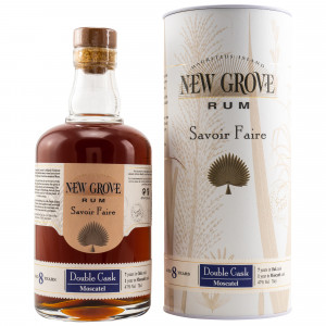 New Grove 8 Jahre Double Cask Moscatel Finish