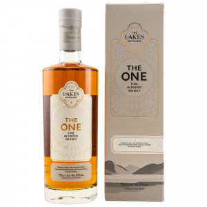 The Lakes The One Fine Blended Whisky