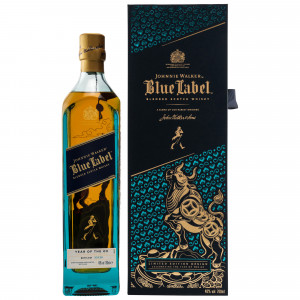 Johnnie Walker Blue Label Chinese New Year - Year of the OX