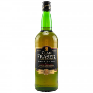 Clan Fraser Reserve Blended Scotch Whisky (Liter)