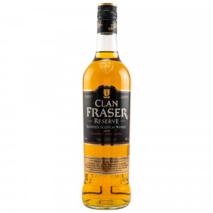 Clan Fraser Reserve Blended Scotch Whisky