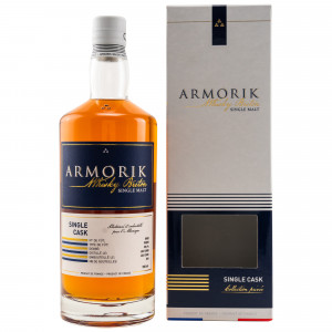 Armorik 2008/2020 Single Cask No. 8062 (exclusively bottled for Germany)