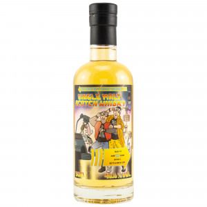 Islay #3 13 Jahre Batch 4 (That Boutique-y Whisky Company)