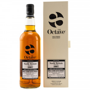 North British 2007/2020 13 Jahre The Octave Cask No. 5927774