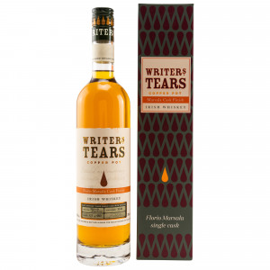 Writers Tears Copper Pot Marsala Cask Finish