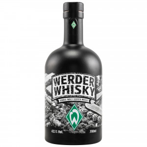 Werder Whisky Single Malt Scotch - Saison 2020/2021