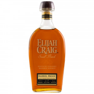 Elijah Craig 12 Jahre Barrel Proof Batch B519
